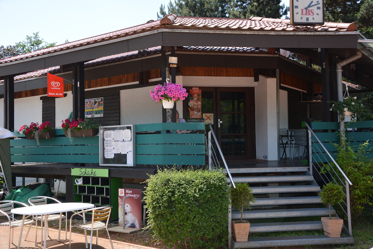 Clubhaus Talstraße