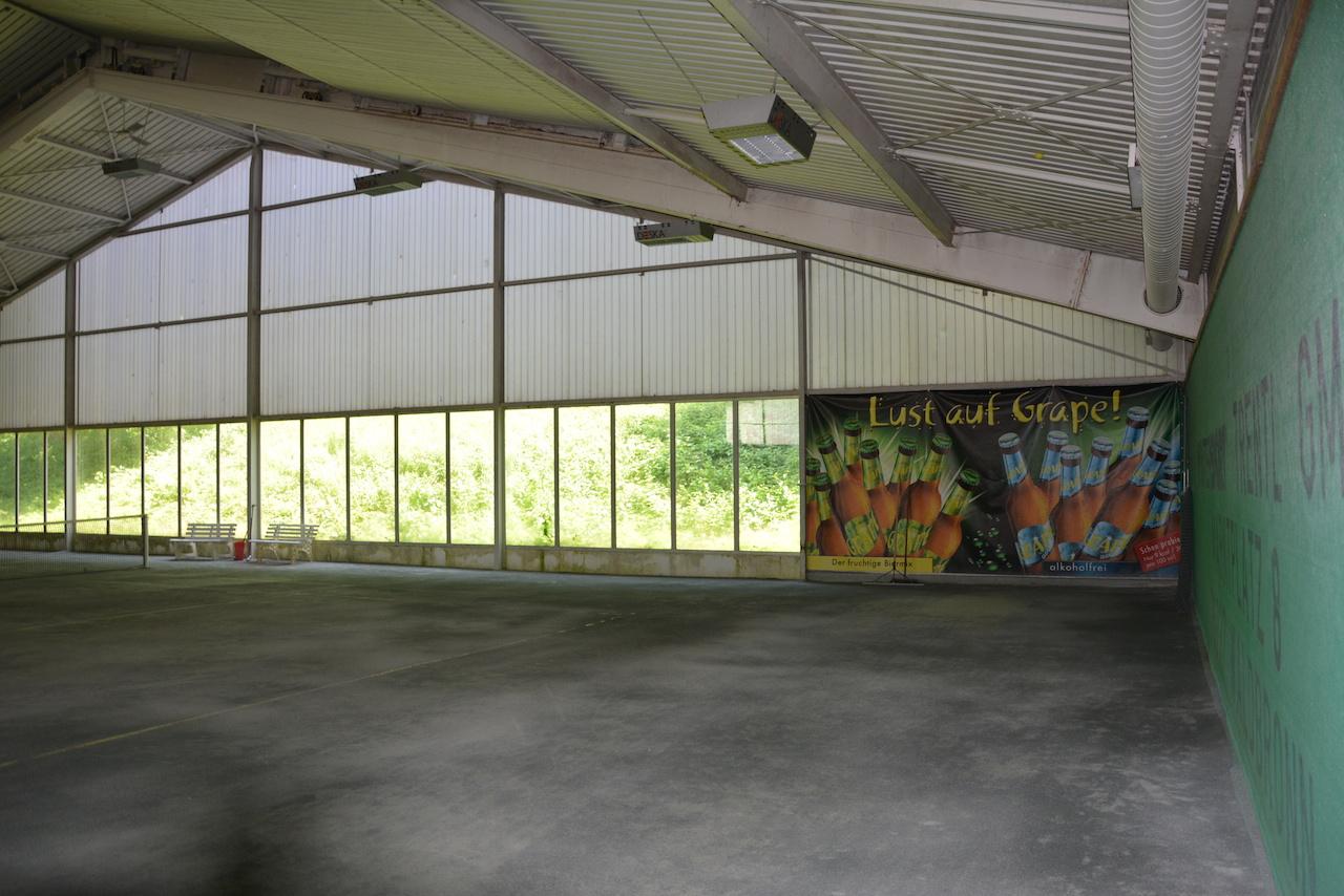 Tennishalle Platz 3